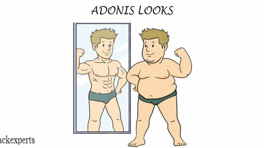 Wanted: The Adonis Looks