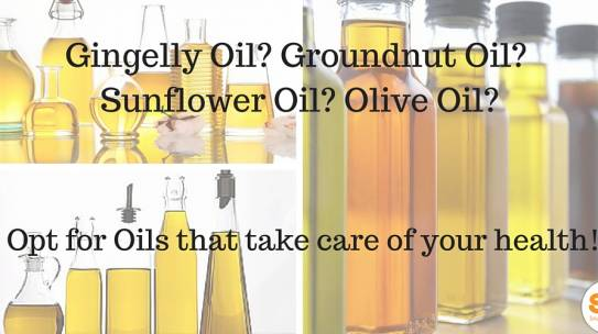 Essential Guide To Choose The Right Oil For A Healthy Life!