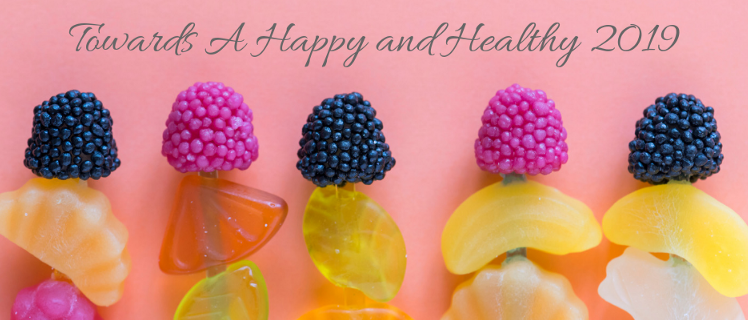 Munch on Towards A Happy and Healthy 2019